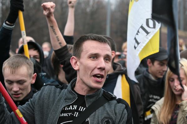 Максим Калиниченко освободился из колонии