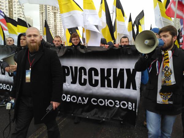На шествие в Люблино пришло 1035 человек