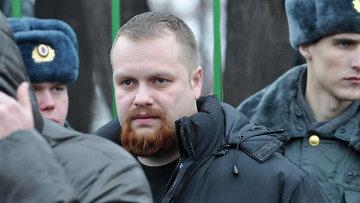Националист Дмитрий Демушкин задержан по подозрению в экстремизме