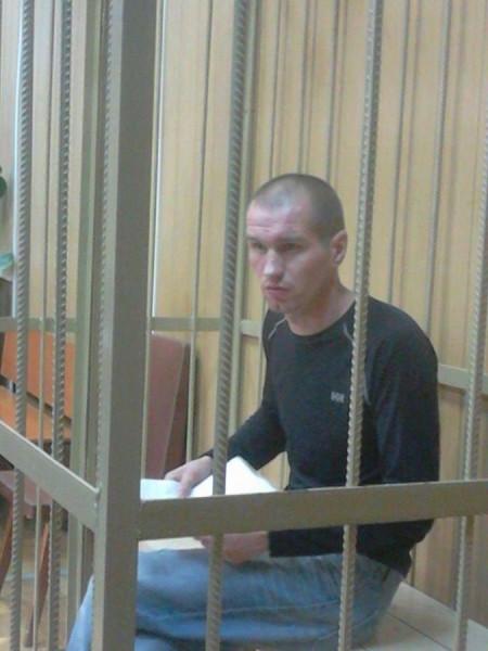25 февраля в 13.00 в Мосгорсуде апелляция на приговор Дмитрию Гладышеву