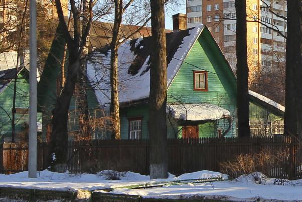 Дом Любимова