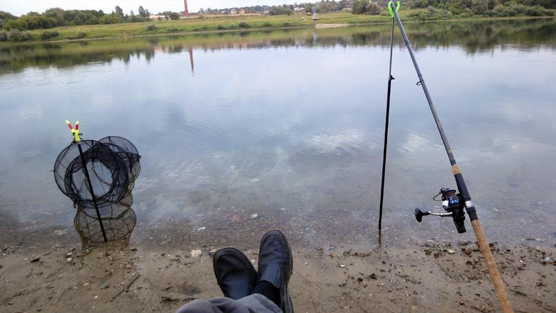 рыбалка на реке пахра каширское шоссе