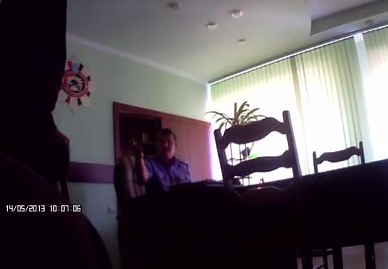 Шевчук в кабинете 010a