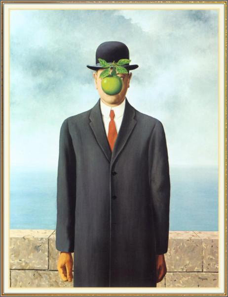 son-of-man-rene - magritte