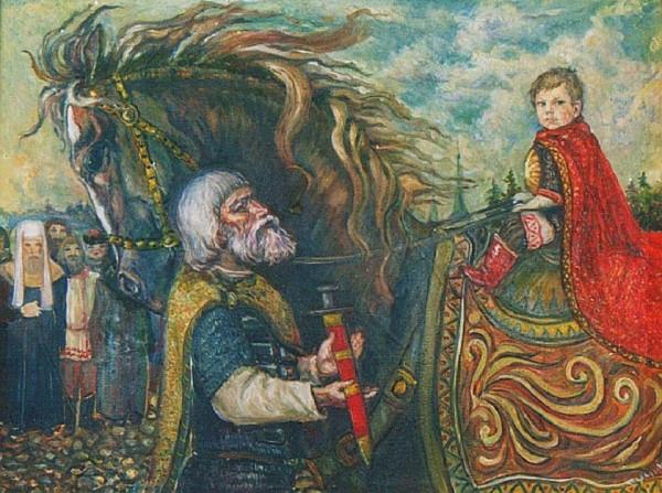 посвящение в войны александра невского