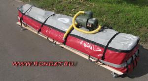 Надувная акробатическая дорожка производства РОНДАТ