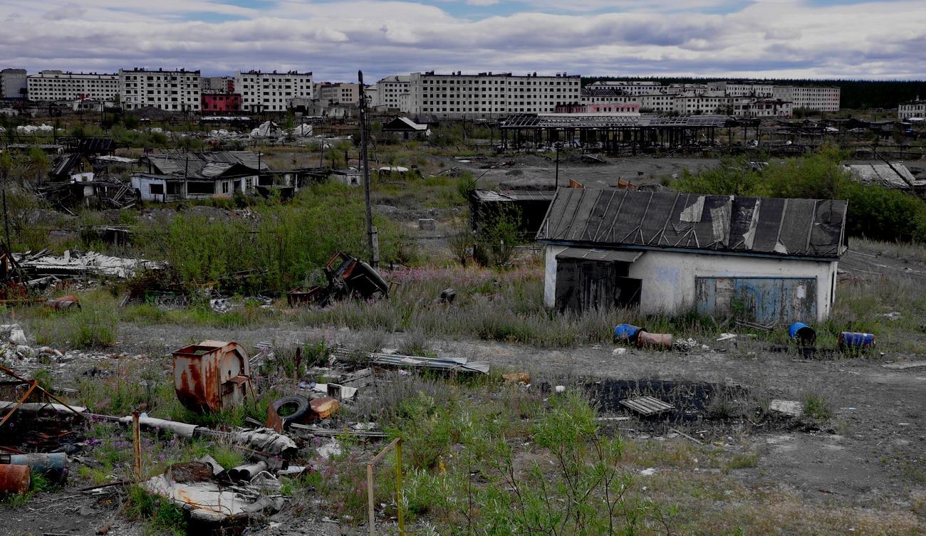 брошенные города фото и краткая информация эффективен