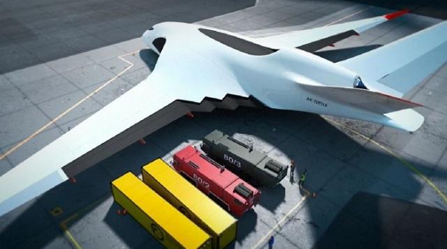 тяжёлого транспортного самолёта ПАК-ТА