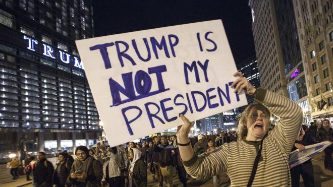 Трамп назвал организатора беспорядков в США и охарактеризовал украинский майдан