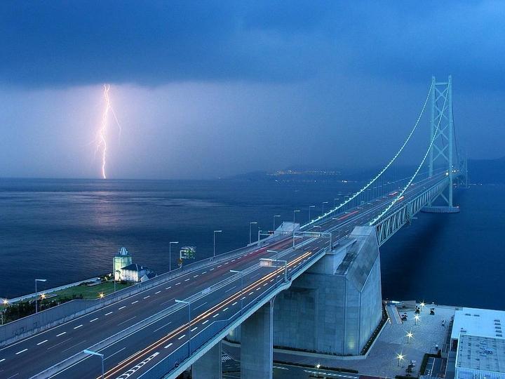 Иностранные журналисты пришли в восторг от Крымского моста