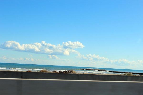 Дорога Барселона_Валенсия. Вдоль моря