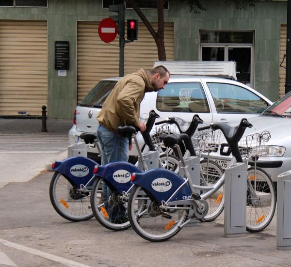 Изобилие велопрокатов