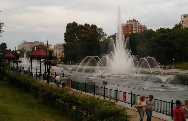 Хабаровские пруды