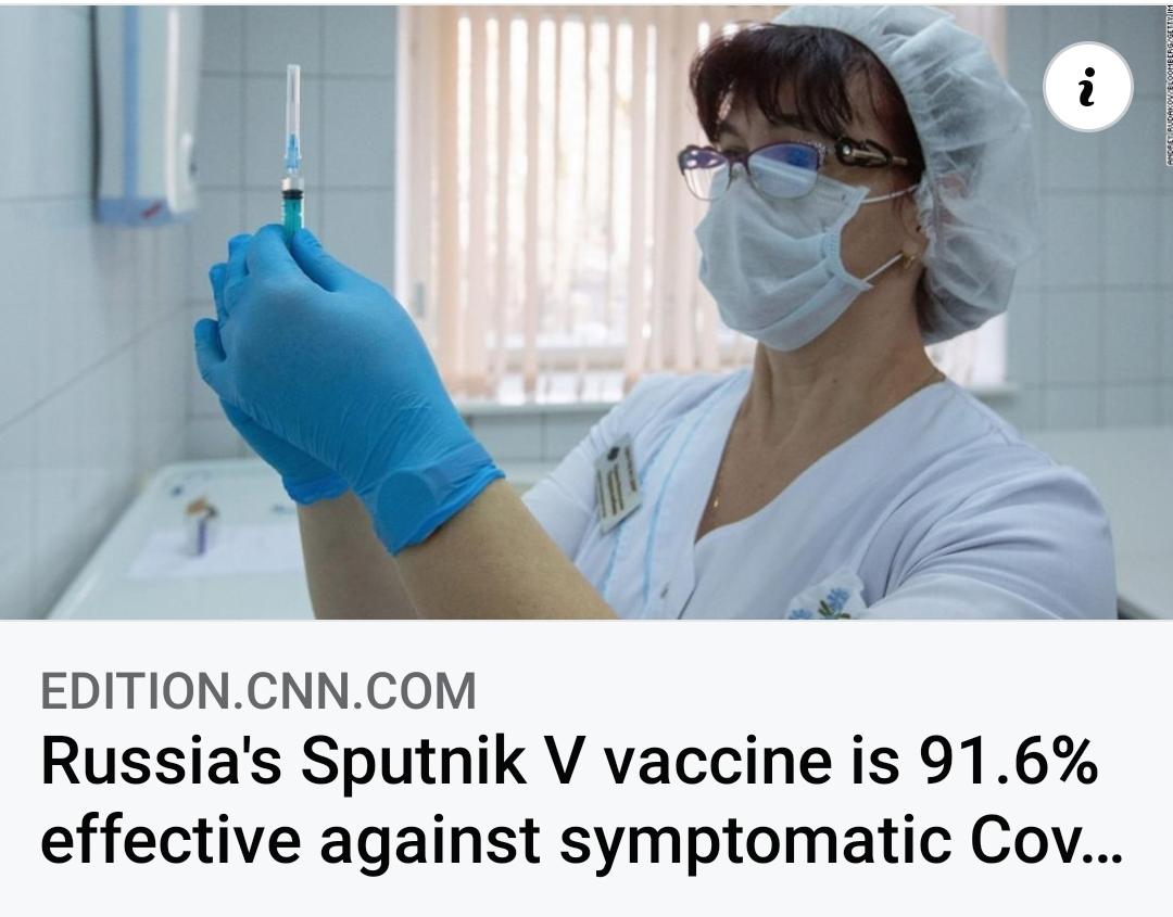 Да неужели CNN чего то хорошее про Россию написала?