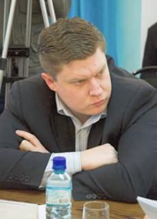 Иван Лобанов рапортует