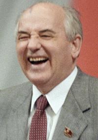Михаилу Горбачёву - 80 лет.