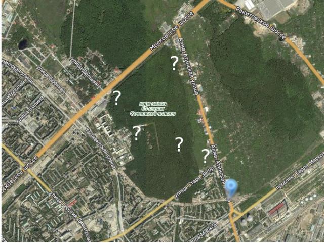 Я против планов по строительству стадиона на месте лесопарка имени 60-летия советской власти, расположенного в границах улиц Алма-Атинской, Стара-Загоры, Ташкентской и Московского шоссе.