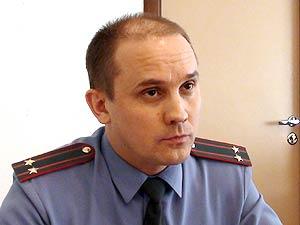 полковник МВД Игорь Сизоков