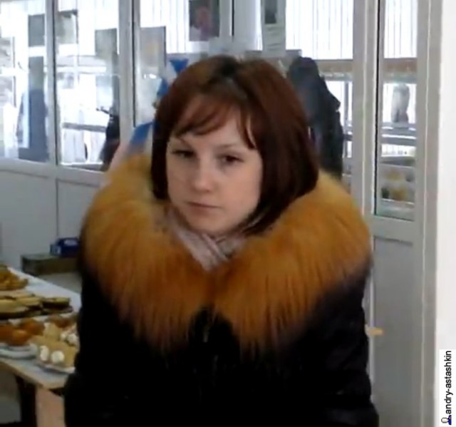 Председатель УИК 847 Светлана Илюхина