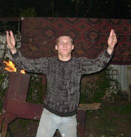 Обвиняемый в убийстве Никиты Калины Николай Заливака