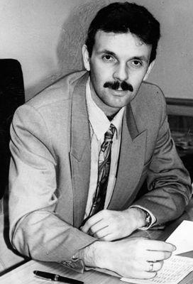 Алексей Леушкин (начало 90-х)