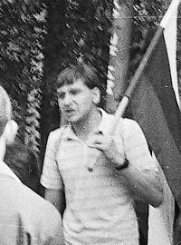 Марк Фейгин в 1991 году