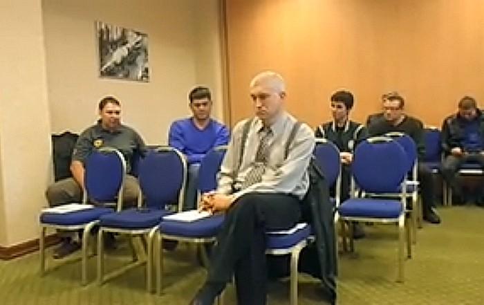 Круглый стол о легализации оружия в России (Самара)