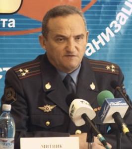 Заместитель начальник УГИБДД ГУ МВД по Самарской области Виктор Митник