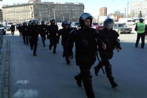 В Самару пришлют усиление МВД - Власти боятся итогов выборов? Готовят вбросы?