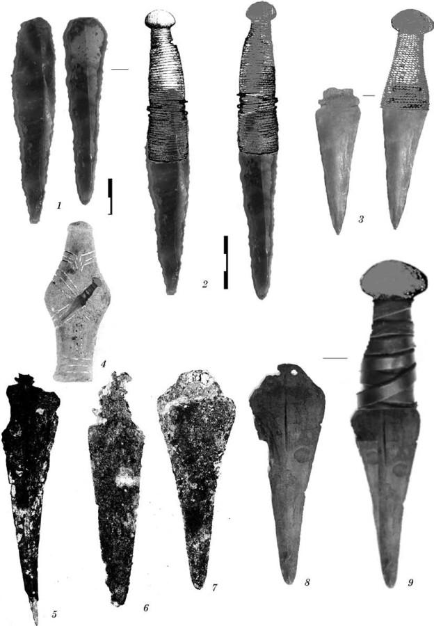 Чем воевали пять тысяч лет назад в Восточной Европе?