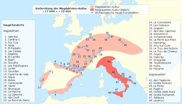 Краткая история Европы ледникового периода