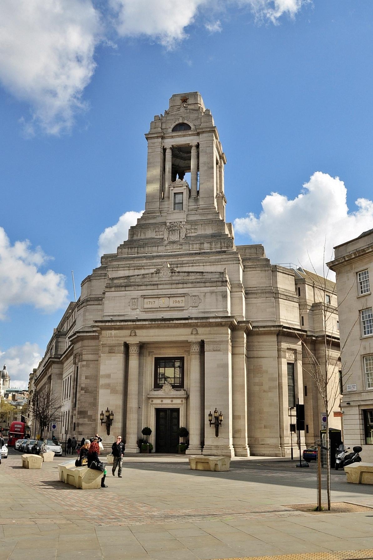 Freemasons'_Hall,_London