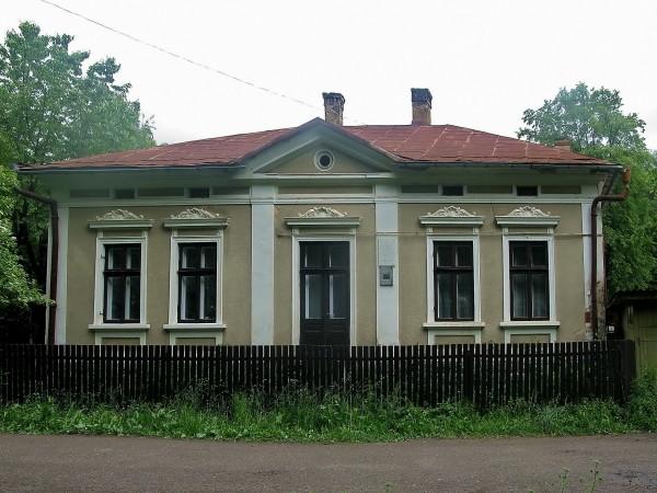20 Вижниця. Будинок Ю.Федьковича
