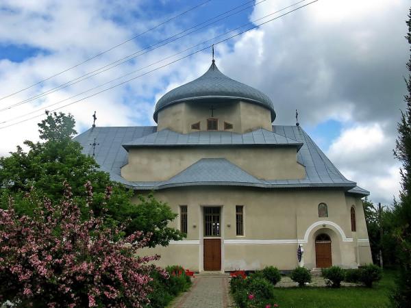 29 Вижниця. Миколаївська церква