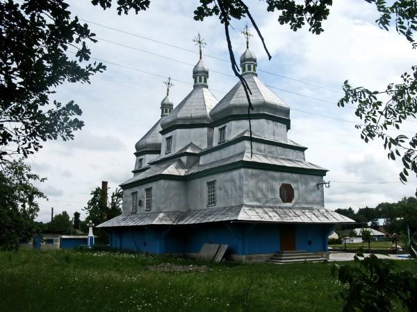 17 Мілієве. Церква св. Параскеви