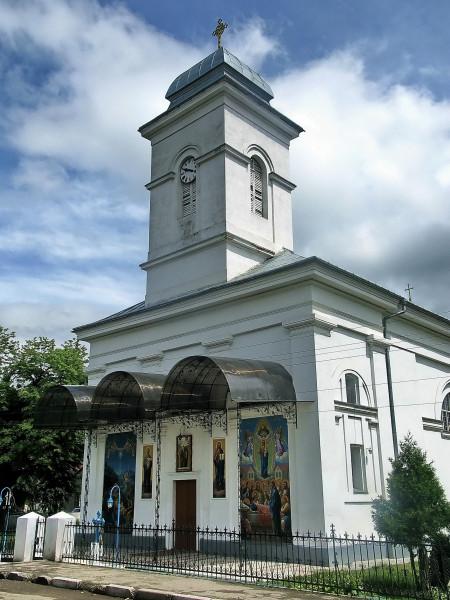 11 Вашківці. Миколаївська церква