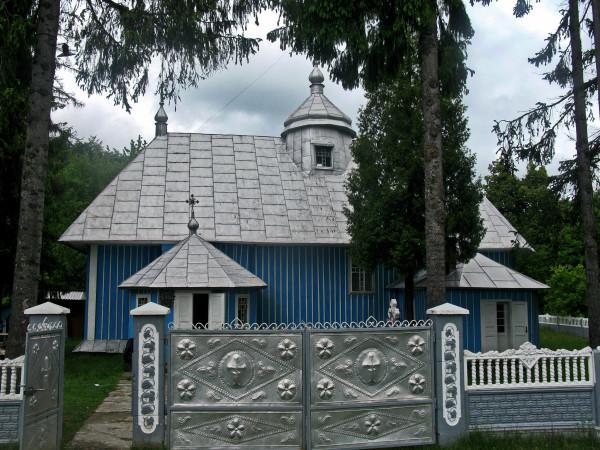 15 Вали. Петропавлівська церква
