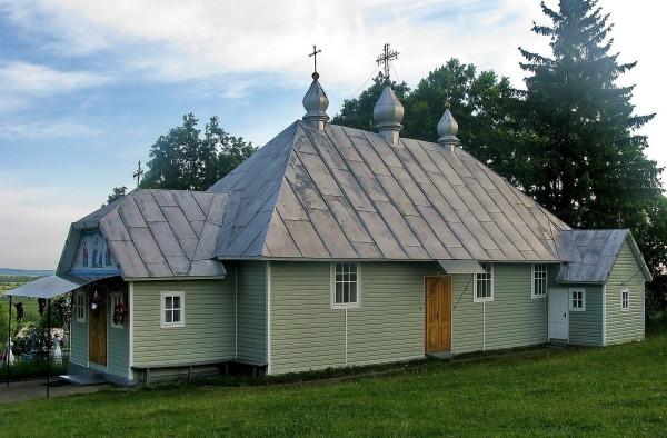 01 Багна. Параскевська церква
