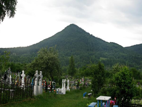 03 Берегомет. Гора Стежок