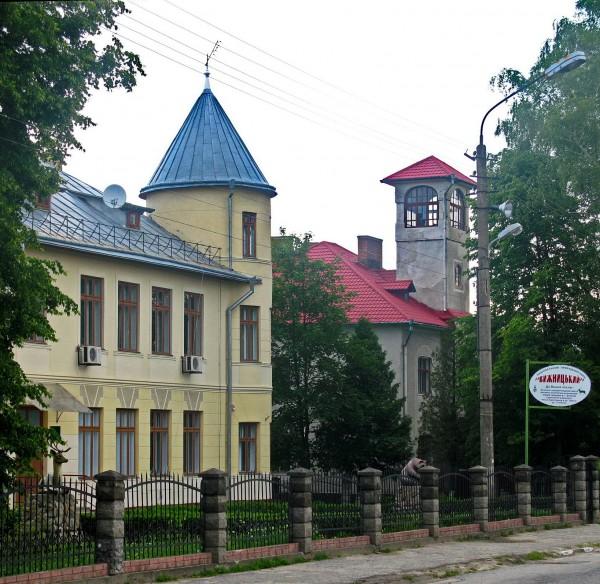 06 Берегомет. Офіс НП Вижницький та примарія