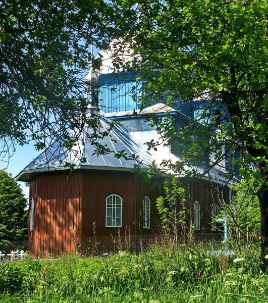 13 Липовани. Введенська церква