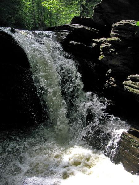 09 Банилів-Підгірний. Водоспад Королівський