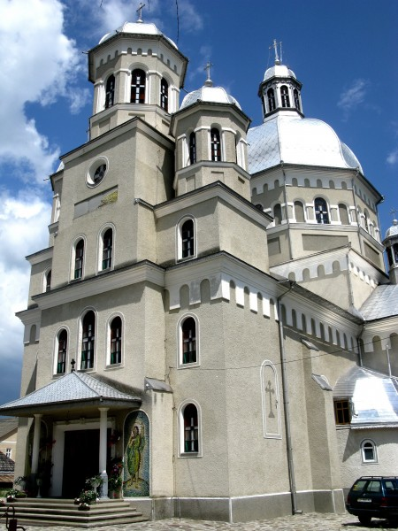 18 Красноїльськ. Покровська церква