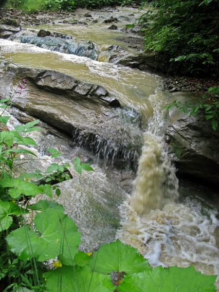 11 Смугарівські водоспади