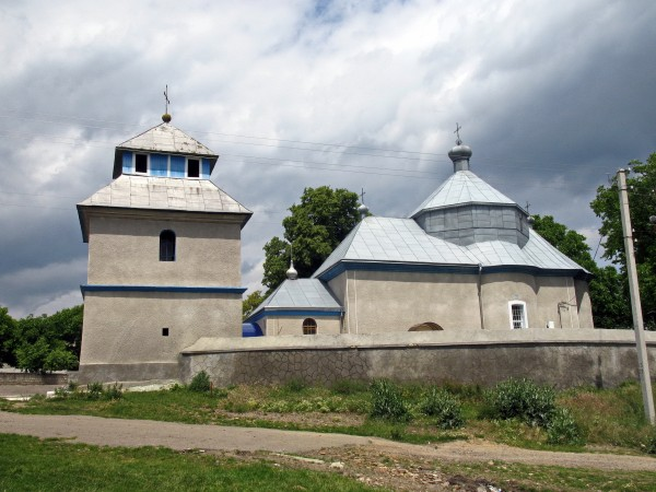 27 Репужинці. Покровська церква