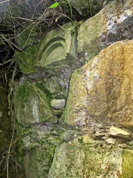 23 Василів. Фундаменти давньоруського храму