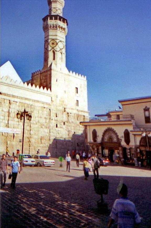 06 Дамаск Мечеть Омеядов.jpg