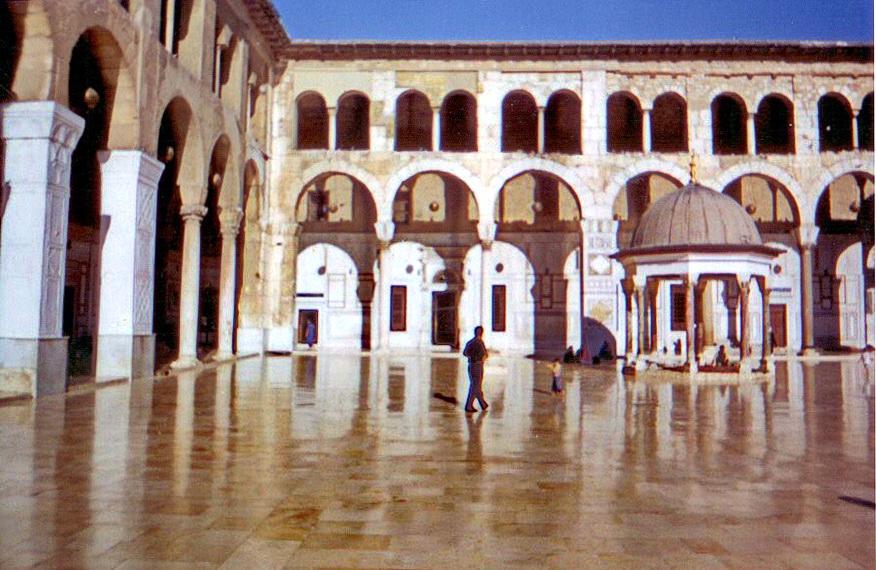 09 Дамаск Мечеть Омеядов.jpg