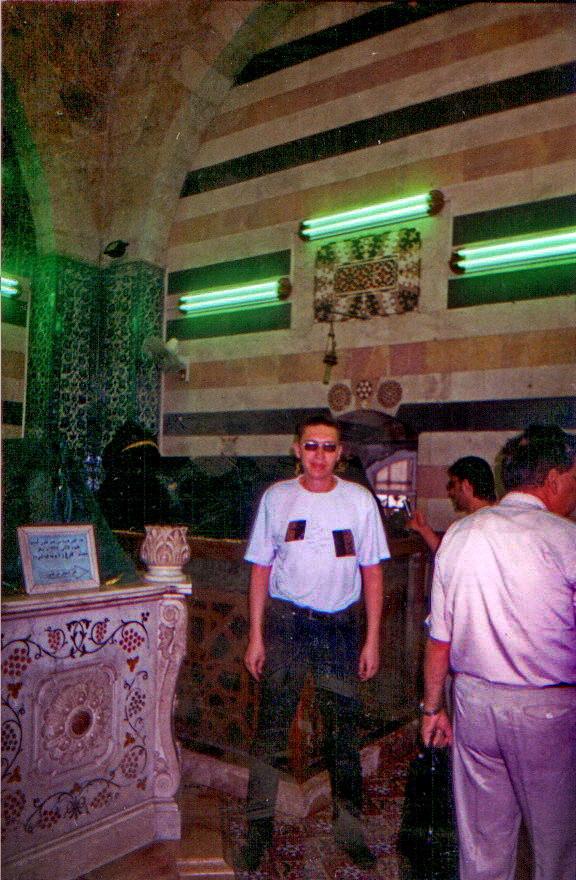 13 Дамаск Мавзолей Салах Ад-Дина.jpg
