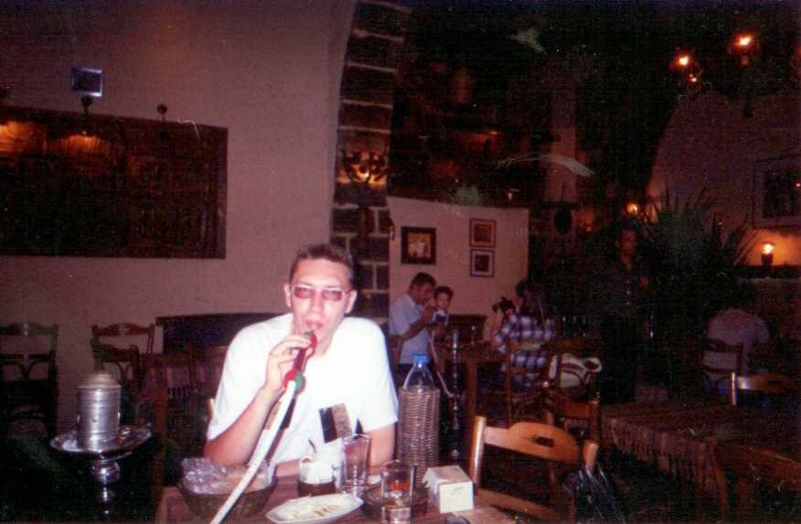 22 Дамаск В ресторане.jpg